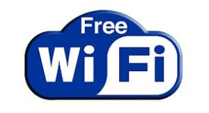 FREE WiFi everywhere
